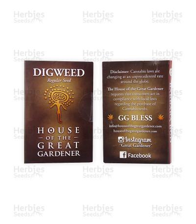 Digweed regular
