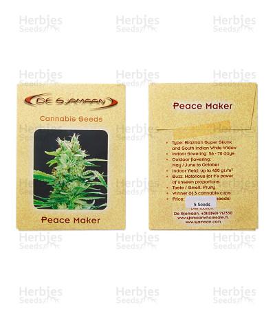 Peace Maker regular seeds