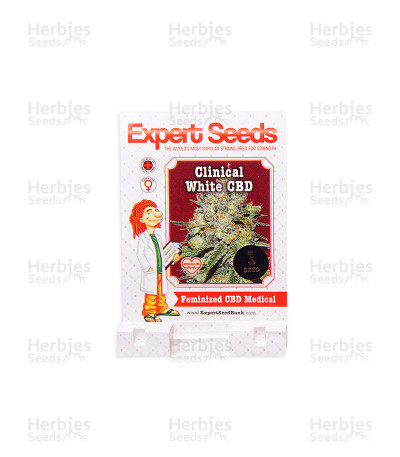 Clinical White CBD (Expert Seeds)