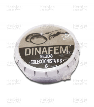Buy Pack Coleccionista №8 feminized seeds