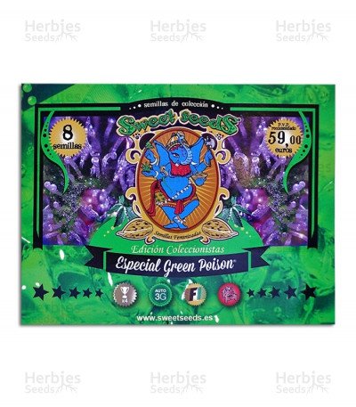 Buy Especial Green Poison feminized seeds
